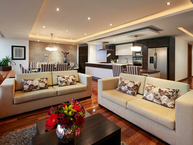 Modern and Luxury Apartment